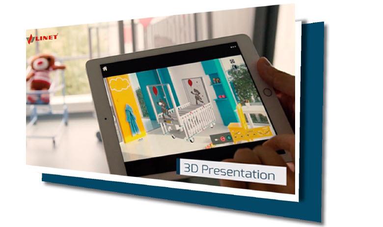 AR / 3D katalog